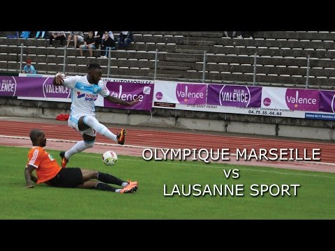 Séquence Foot - OM vs LAUSANNE SPORT