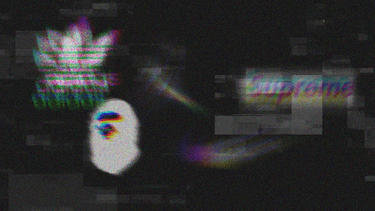 Animation: Nike x Bape x Jordan x Adidas Originals x Supreme - YouTube
