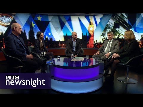 Political lookahead: what to expect in 2018? – BBC Newsnight