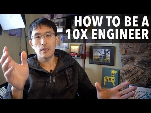 What is a 10x Engineer (feat. ex-Google Tech Lead) #10xengineer