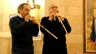 Fabio Melis e Luigi Lai concerto Launeddas