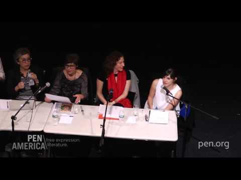 2016, PEN World Voices Festival: Women of Mexico