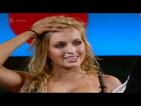Big Brother 2006 - Carina lämnar huset