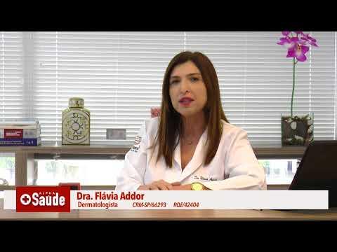 2017 ALPHA SAÚDE - DRA FLÁVIA ADDOR - REAÇÃO ALÉRGICA A COSMÉTICOS - 03/11/2017