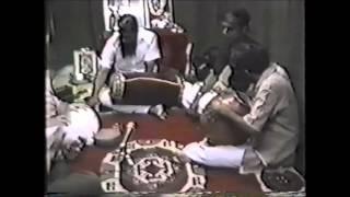 Carnatic Percussion Session