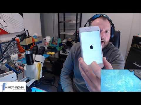 3UTools Error -56 Iphone 6 Plus NFC Ic Repair