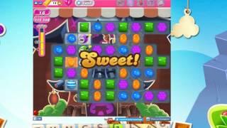Candy Crush Saga Level 1485 No Booster 3 Stars