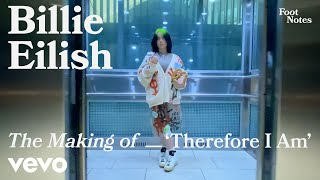 Download Billie Eilish - The Making of 'Therefore I Am' | Vevo Footnotes
