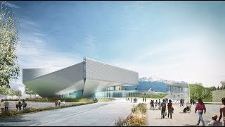 US Olympic Museum Relies on Laser Scanning to Bring an Ambitious Design to Life