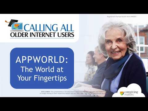 APPWORLD: the World at your Fingertips