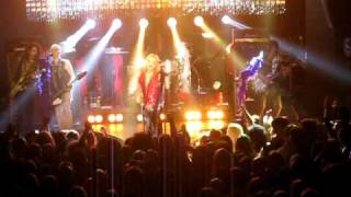 "Hanoi Rocks: ""Tragedy"" - Tavastia, Helsinki FINLAND April 7th 2009"