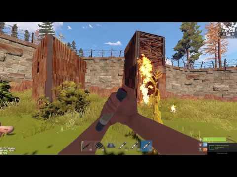 Rust Raids | Raiding CN Clan