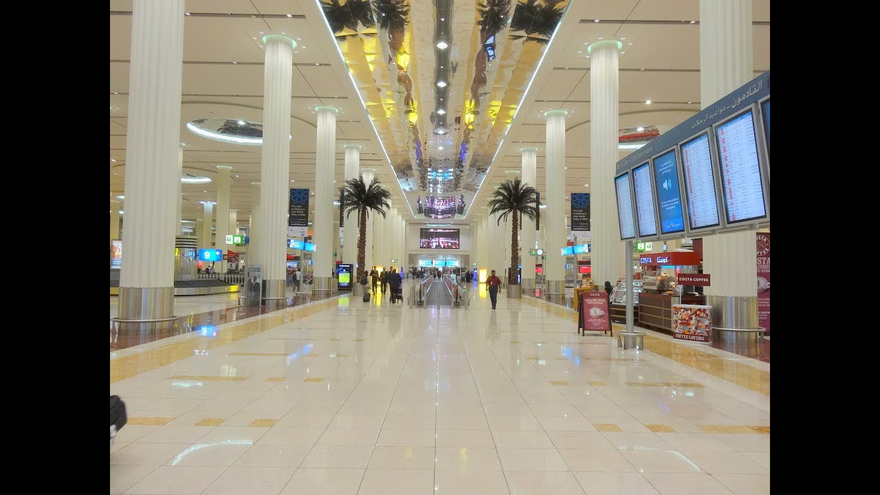 Dubai Airport Hotel Terminal