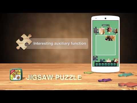 Jigsaw Puzzles World 2017-Free Puzzledom
