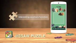 Fun Jigsaw Puzzles World 2017-free adult puzzles