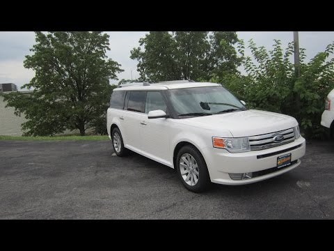 2009 Ford Flex SEL | Full Tour & Start Up