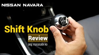 Nissan Navara Gear Shift Knob| EL CALIBRE 4X2