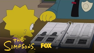 Lisa Searches Desperately For Her Missing Hat | Season 28 Ep. 14 | THE SIMPSONS