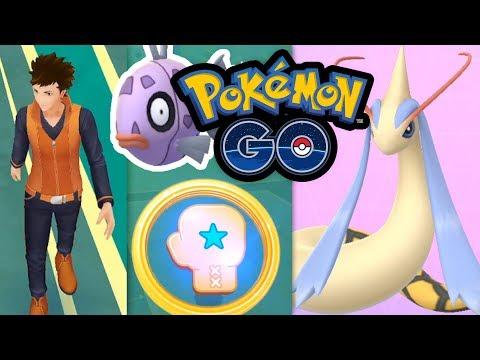 Shiny-Milotic, 1000 Trainerkämpfe & Neues Avatar-Outfit | Pokémon GO Deutsch #858