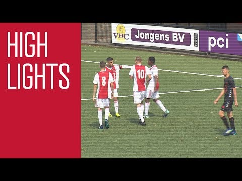 Highlights Ajax O17 - FC Utrecht O17