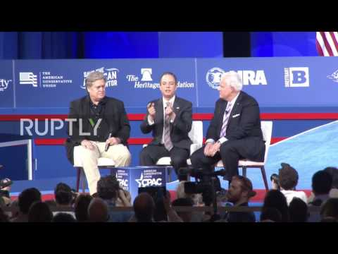 USA: Bannon warns mainstream media to take Trump seriously