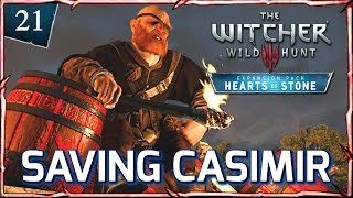 Witcher 3: HEARTS OF STONE ► Recruiting Casimir - Open Sesame: The Safecracker #21