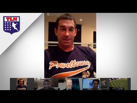 MLL Championship Hangout w/ Casey Powell 22!!!