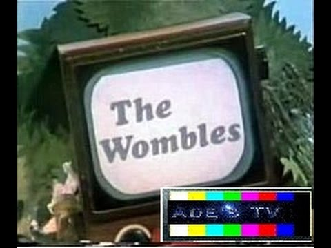 The Wombles Opening Theme in Pictures