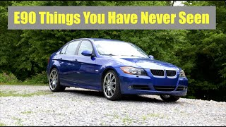 BMW E90 SECRET Hidden Features And Tips  *ALL NEVER BEFORE SEEN*