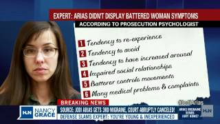 Jodi Arias trial: Does Jodi Arias have 'The Battered Woman Syndrome'?