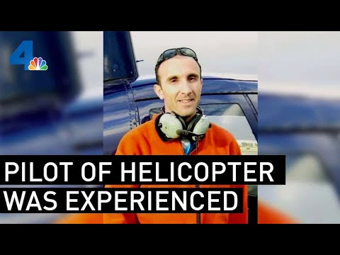 Pilot at Helm of Kobe Bryant Helicopter Identified as Ara Zobayan