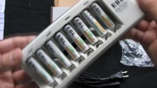 РПЗ смарт-зарядний пристрій розпакування тестування