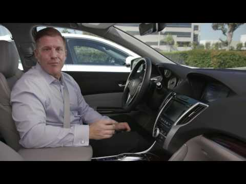 Acura – Tutorials – Getting the Most Out of your Navigation System