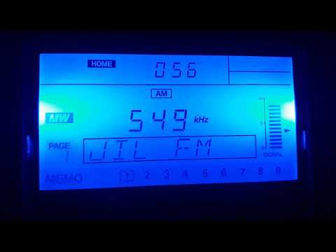 Unid ???/ JIL FM 549 Khz