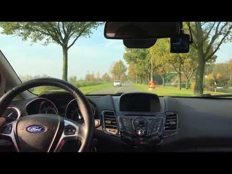 Ford Fiesta Stage 1 1.0L EcoBoost Milltek Cat-Back Resonated (interior)