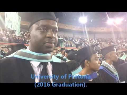 University of Pretoria 2016 Graduation