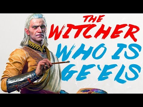 Who is Ge'els The Wild Hunt General? - Witcher Character Lore - Witcher lore - Witcher 3 Lore thumbnail