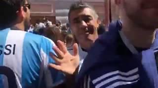 Аргентинцы на Большой Покровской