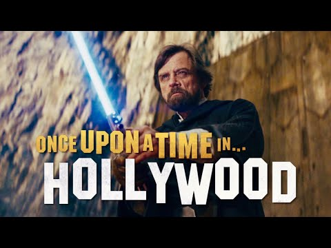 The Last Jedi Trailer - (Once Upon A Time... In Hollywood) Style