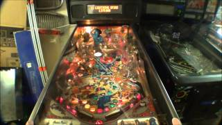 Tales of the Arabian Nights Pinball Machine