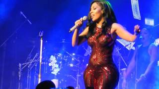 "K. Michelle ""Right One"" ... ""Pay My Bills"" ... ""Not A Little Bit"" LIVE!"