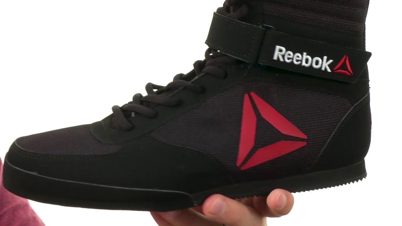 1df7386bbc45 Reebok Boxing Boot SKU 8864980 - YouTube