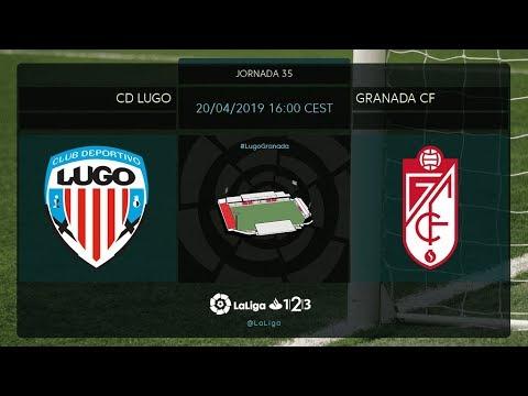 CD Lugo - Granada CF MD35 S1600