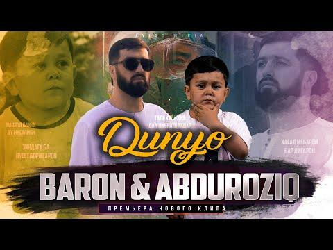 КЛИП! BARON & ABDUROZIQ - ДУНЁ /  BARON & ABDUROZIQ - DUNYO (2020)