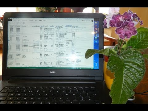 Plant Database - Keeping Track of your Plants