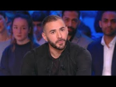 KARIM BENZEMA DANS LE CANAL FOOTBALL CLUB HD