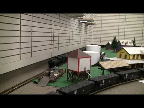 Great Plains Train Station-Video 7
