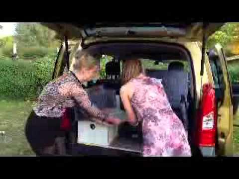 Citroen Berlingo Camping Van