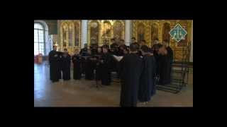 ПЕСНОПЕНИЯ СВЯТОЙ ГОРЫ(В Москве впервые выступил византийский хор