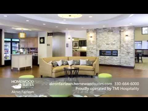 Homewood Suites Akron Fairlawn Hotel